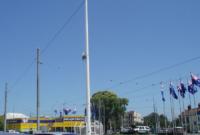 Flag Pole Repairs